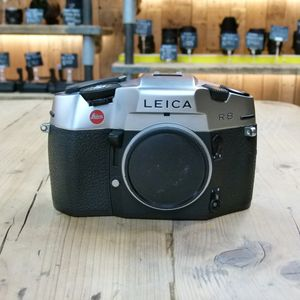 Used Leica R8 Silver Film SLR Camera 10080