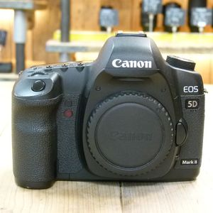 Used Canon EOS 5D Mark II Digital SLR Camera Body