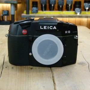Used Leica R8 Black Film SLR Camera