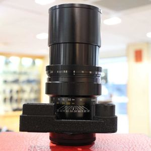 Used Leica M 135mm f2.8 Elmarit 6-bit Lens