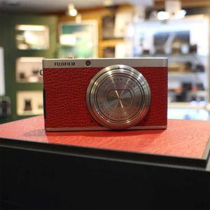 Used Fuji XF1 Red Digital Compact Camera