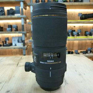 Used Sigma AF 180mm F3.5 APO DG HSM Macro Lens - Canon Fit