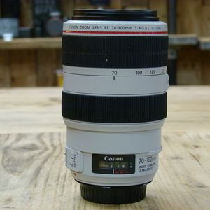 Used Canon EF 70-300mm F4.5.6 L IS USM Lens