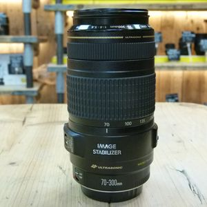 Used Canon EF 70-300mm F4-5.6 IS USM Lens