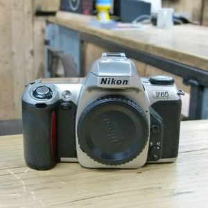 Used Nikon F65 35mm Film SLR Camera Body