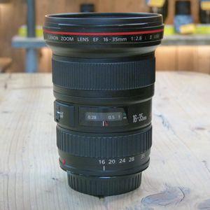 Used Canon EF 16-35mm F2.8L Mark II Lens