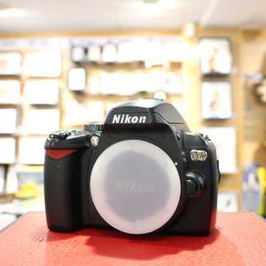 Used Nikon D60 Digital SLR Camera Body