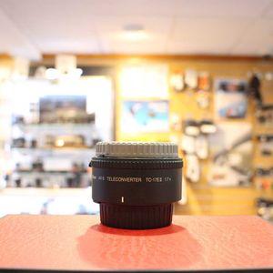 Used Nikon AF-S Teleconverter TC-17E II
