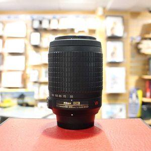 Used Nikon AF-S 55-200mm F4-5.6G DX ED VR Lens
