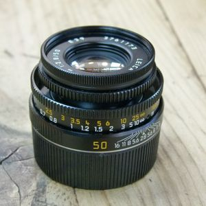 Used Leica M 50mm F2.8 Collapsible Elmar Lens