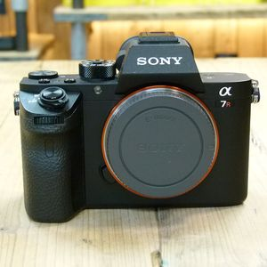 Used Sony Alpha A7R II  Camera Body