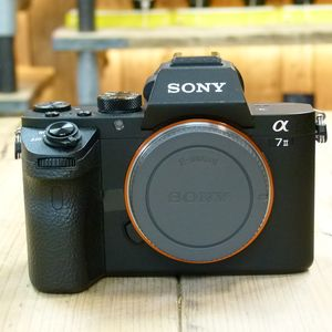 Used Sony Alpha A7 Mark II Camera