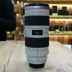 Used Canon EF 70-200mm F2.8 L IS USM Mark I Lens