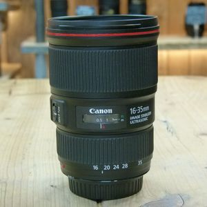 Used Canon EF 16-35mm F4 L IS USM Lens