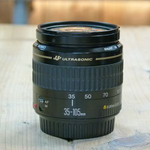 Used Canon  EF 35-105mm F4.5-5.6 USM Lens