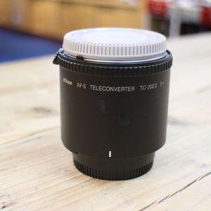 Used Nikon AF-S Teleconverter TC-20E II