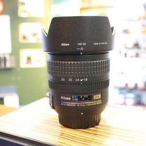 Used Nikon AF-S 18-70mm F3.5-4.5 IF ED Lens