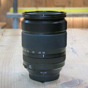 Used Fujifilm XF 18-135mm F3.5-5.6 AF OIS Lens