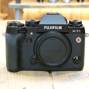 Used Fujifilm X-T1 Black Digital Camera Body