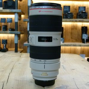 Used Canon EF 70-200mm F2.8 L IS USM Mark II Lens