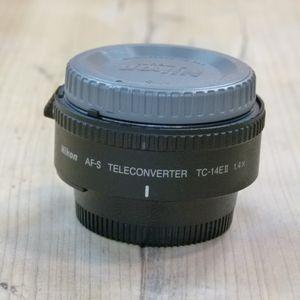 Used Nikon TC-14E II AF-S Teleconverter