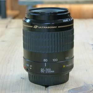 Used Canon EF 80-200mm F4.5-5.6 USM Lens