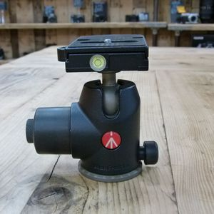 Used Manfrotto 468 MGRC4 Magnesium Hydrostatic Ball Head