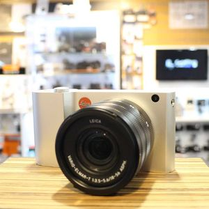 Used Leica T Silver System Camera and 18-56mm Lens (Typ 701)