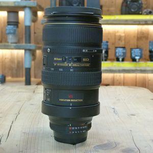 Used Nikon AF 80-400mm F4.5-5.6 AF VR ED Mk I Lens