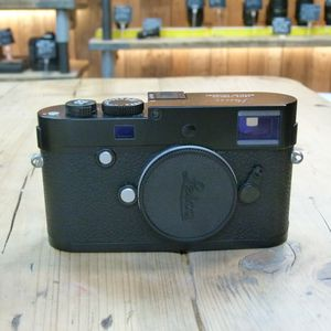 Used Leica M-P (TYP 240) Black Digital Rangefinder Camera 10773
