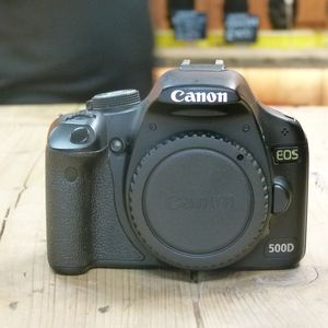Used Canon EOS 500D Digital SLR Body