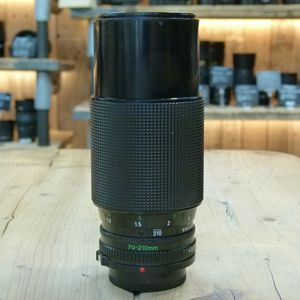 Used Canon FD 70-210mm f4 Lens