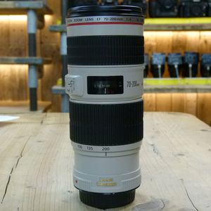 Used Canon EF 70-200mm F4 L IS USM Lens