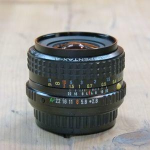 Used Pentax MF 28mm F2.8 A Lens