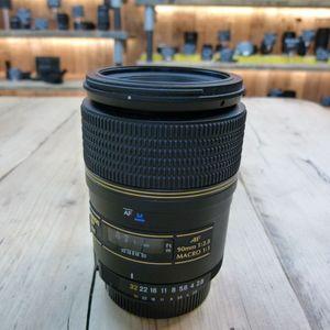 Used Tamron AF 90mm F2.8 Macro SP DI Nikon Fit Lens