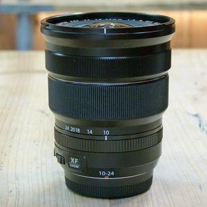 Used Fujifilm Fujinon XF 10-24mm f4 R OIS Lens