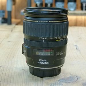 Used Canon EF 28-135mm F3.5-5.6 IS USM Lens