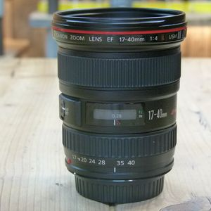 Used Canon EF 17-40mm F4 L Lens