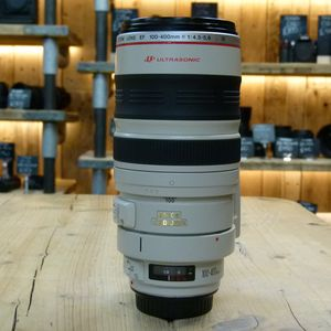 Used Canon EF 100-400mm F4.5-5.6 L IS USM Lens