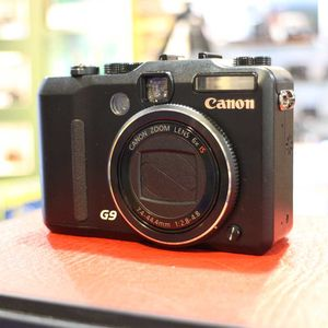 Used Canon G9 Digital Compact Camera