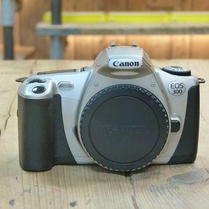 Used Canon EOS 300 35mm Film Camera Body