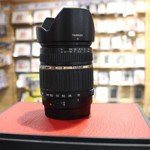 Used Tamron 18-200mm F3.5-6.3 XR Di II Lens - Canon Fit