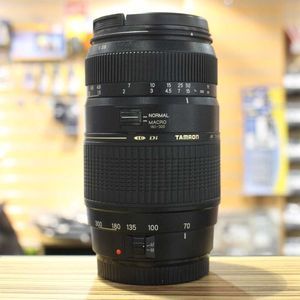 Used Tamron AF 70-300mm F4-5.6 Lens - Canon Fit