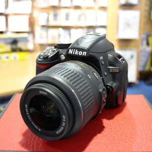 Used Nikon D3100 Digital SLR Camera with 18-55mm VR Kit Lens