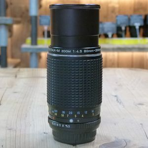 Used Pentax MF 80-200mm F4.5 Lens