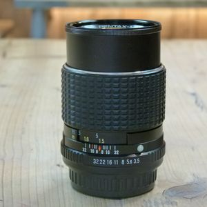 Used Pentax MF 135MM  F3.5 Lens