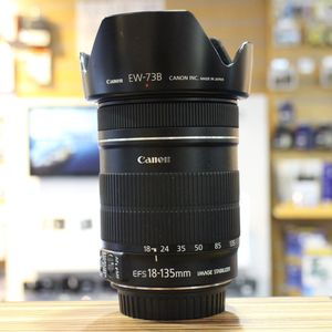Used Canon EF-S 18-135mm F3.5-5.6 IS Lens