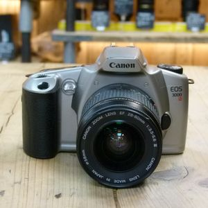 Used Canon EOS 3000N Film SLR with EF 28-80mm