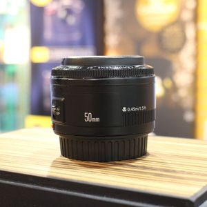 Used Canon EF 50mm F1.8 II Lens