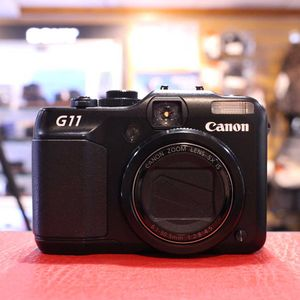 Used Canon G11 Digital Compact Camera